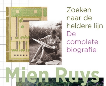 16 december - lezing over Mien Ruys