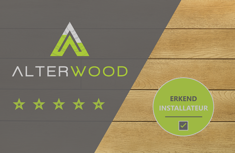 AlterWood Erkend installateur